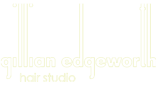 Gillian Egdeworth Hair Studio Logo
